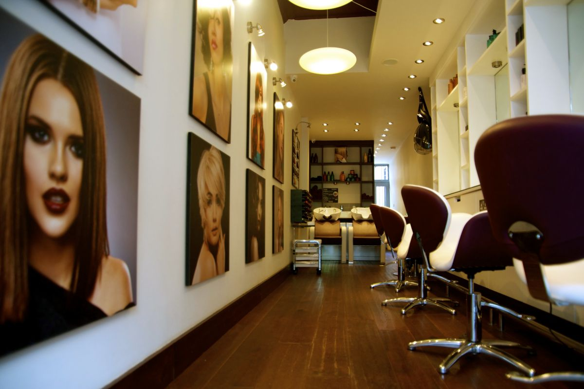 Beauty Works blow dry bar