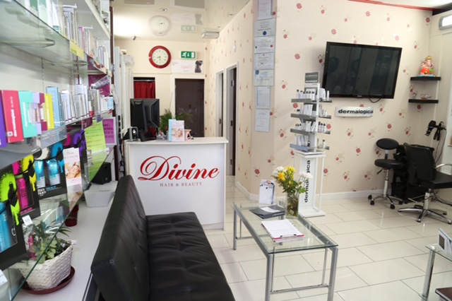 Divine Hair and Beauty Salon