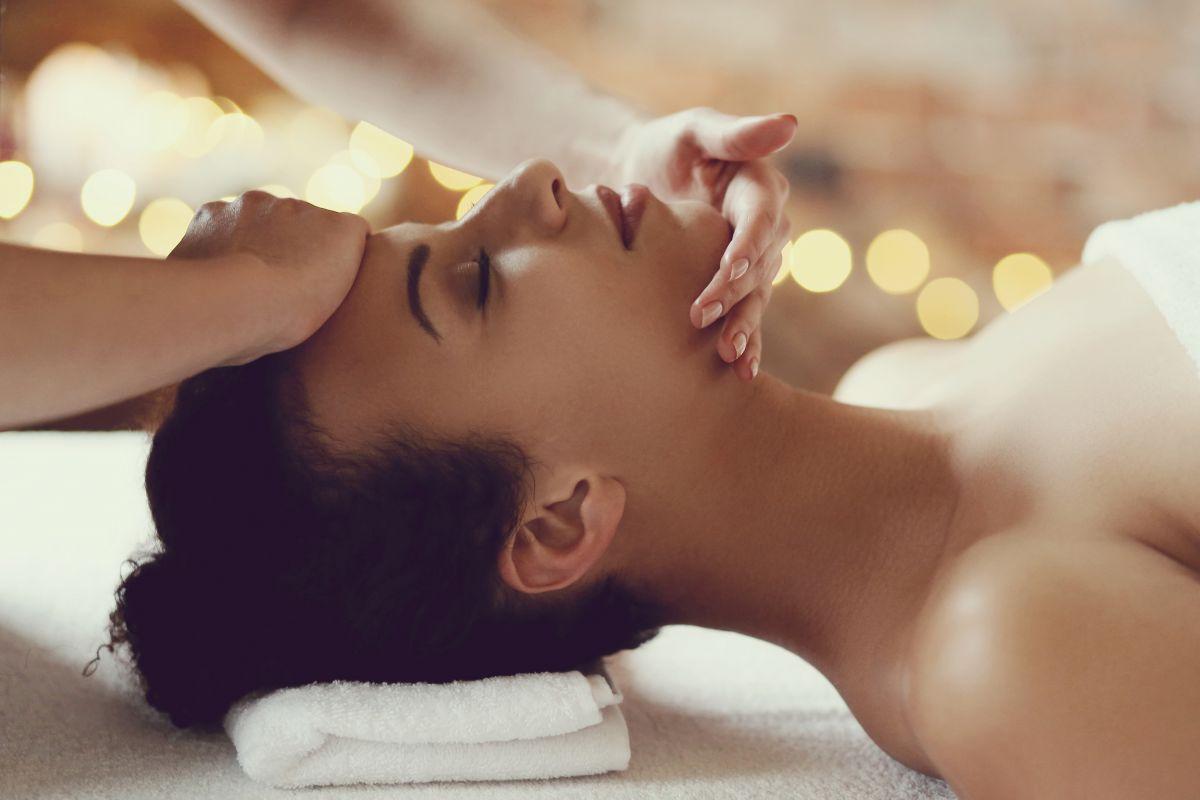 The Massage Booking massage studio at Holistic Works