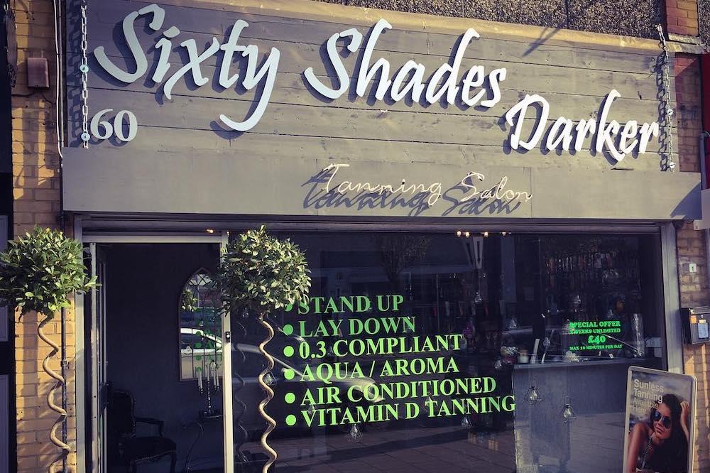 Sixty Shades Darker