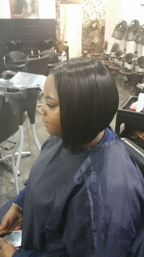 client image Its a weave!!! our amazing weaves start from just £80 (excluding hair)