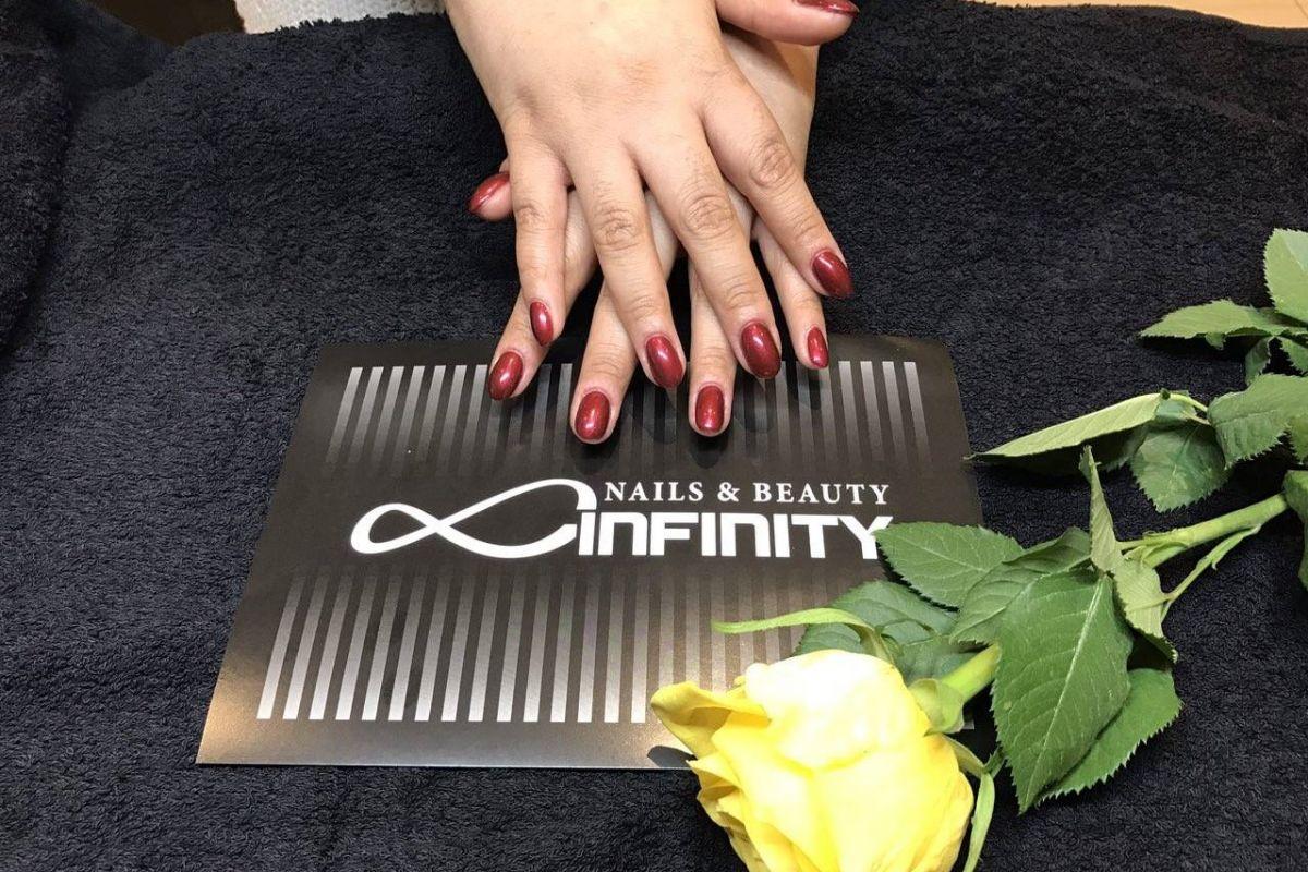 Infinity Nails and Beauty Finchley. Nail Salon, 17 Ballards Lane ...
