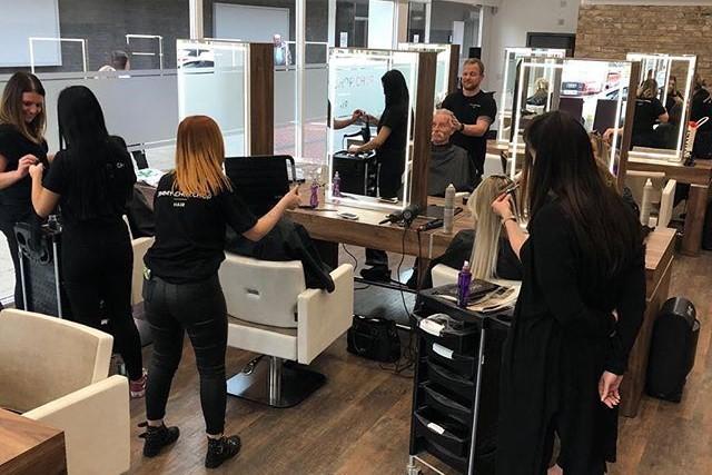 Jimmy Chop Chop  Hair Salon, 64 The Boulevard Crawley Sussex RH10 1XH