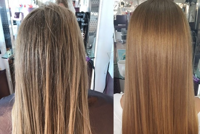 Kerasilk control treatment  The Kerasilk Control Keratin Treatment Service provides long-lasting transformation into perfectly smooth and soft hair for up to 3–5 months