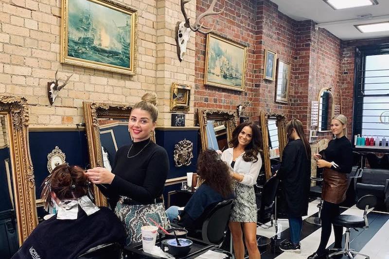 Hardy Salon